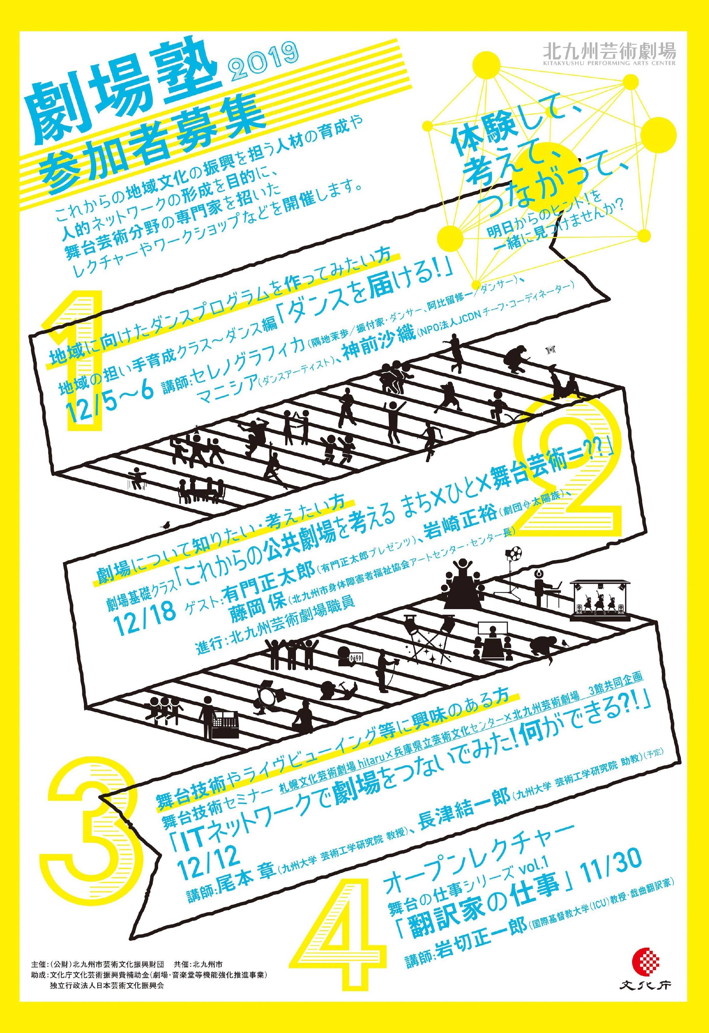 劇場 北九州 大 ホール 芸術